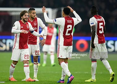 Betting tips for Lyon vs Ajax - 11.05.2017