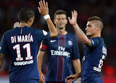 Free Betting Tips for Angers vs PSG - 27.05.2017