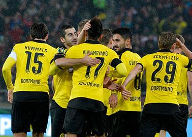 Free Betting Tips for Frankfurt vs Dortmund - 27.05.2017