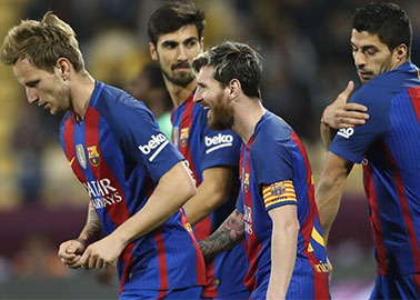 Free Betting Tips for Barcelona vs Alaves - 27.05.2017