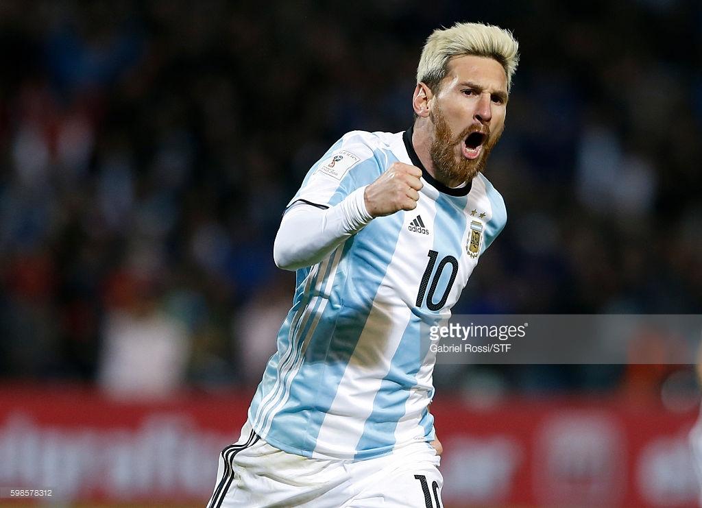Bolivia vs Argentina » 27.03.2017