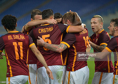 Betting tips for AS Roma vs Napoli - 04.03.2017