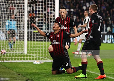 Betting tips for Pescara vs AC Milan » 02.04.2017