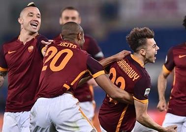 Betting tips for AS Roma vs Lazio - 04.04.2017