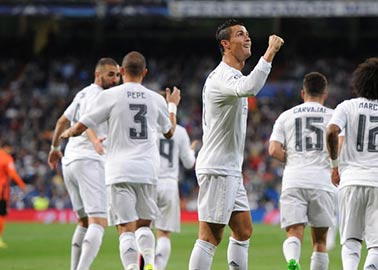 Betting tips for Leganes vs Real Madrid - 05.04.2017