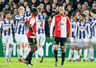 Heerenveen vs Willem II Tips - 21.04.2017