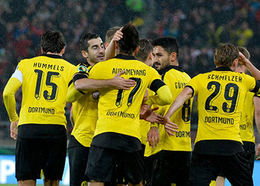 Dortmund vs Benfica Betting Tips » 08.03.2017